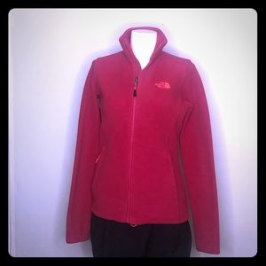 The North Face * size XS * Fleece Jacket * pink